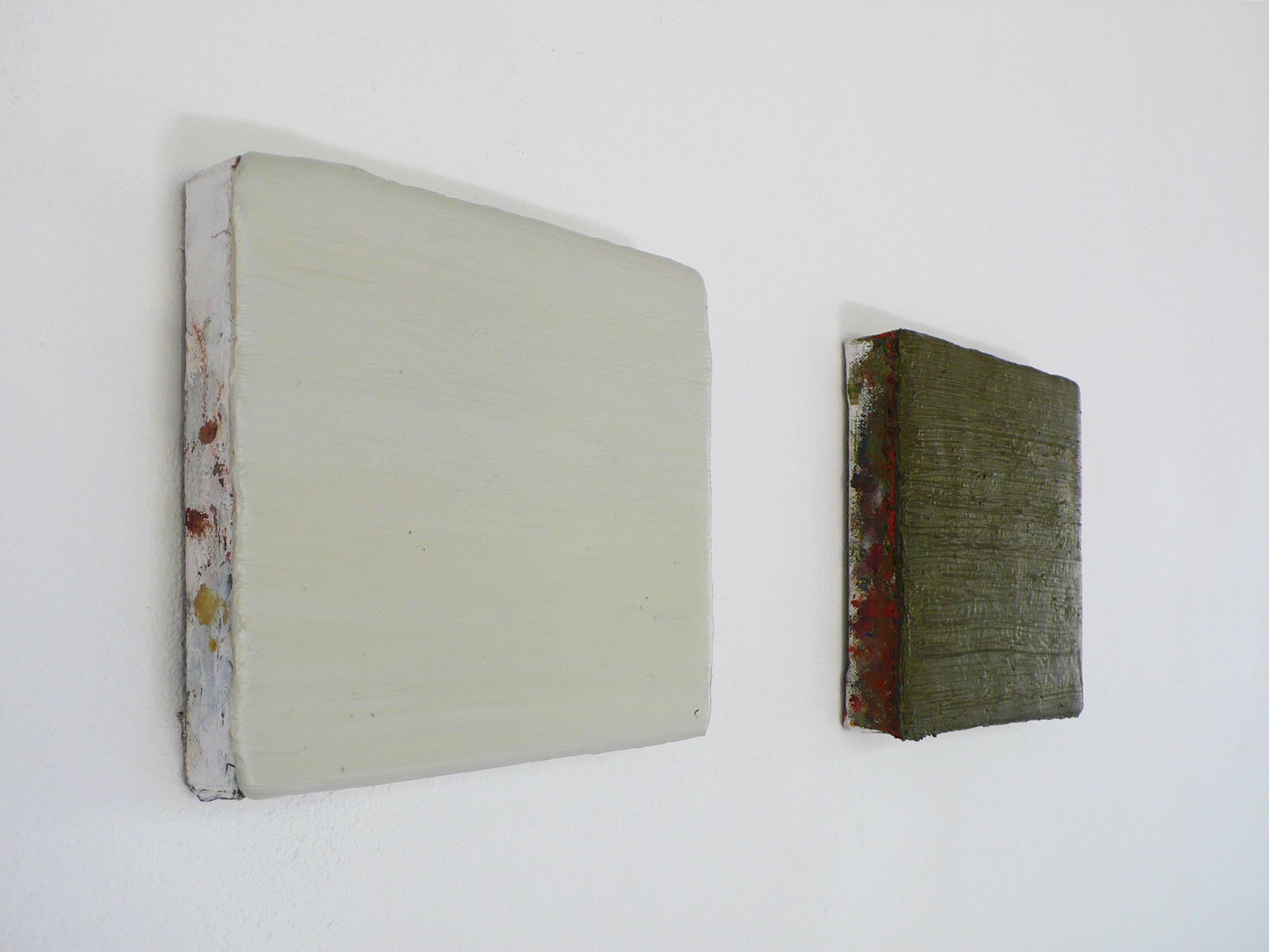 Ausstellung im Pavillon im Milchhof zeigt monochrome Arbeiten von Daniela Pukropski