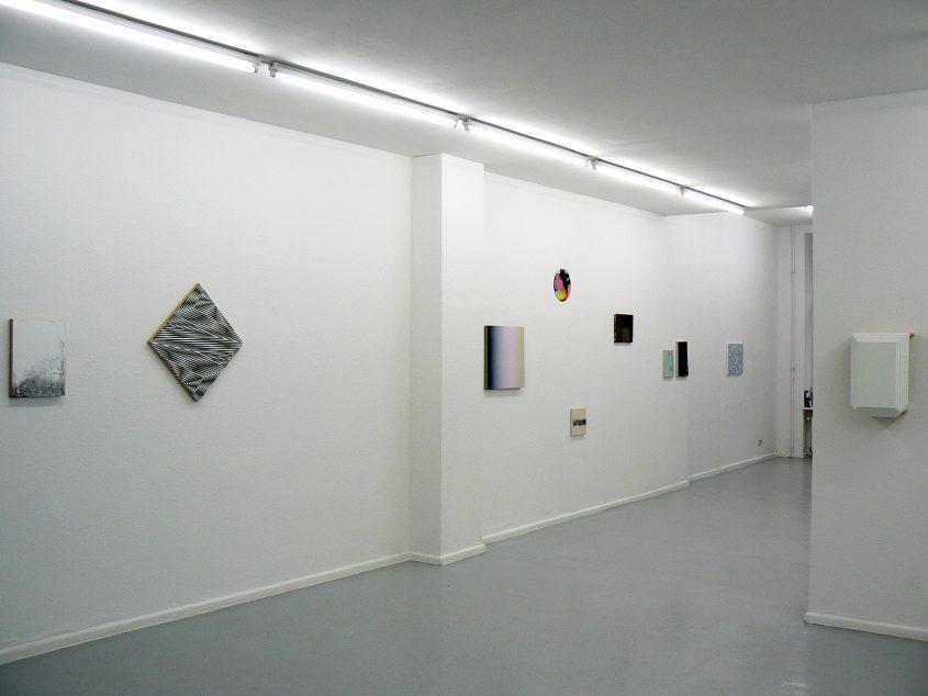 """2011 exposition """"Sternklar"""" Galerie Zweigstelle Berlin"""