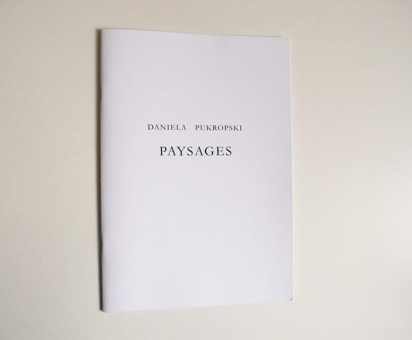 Katalog Paysages 2015
